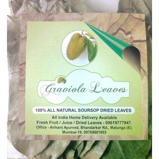 Anti Cancer Organic Dried Leaves Of Graviola Soursop Hanuman Laxman Phal Tea