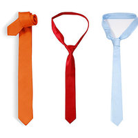 JARS Collections Set of 3 Beautiful Solid Color Tie