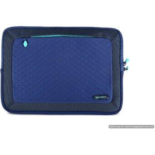 X-Doria IMPRINT Macbook/ Laptop Cover Case (For upto 13) (Blue)
