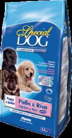 SPECIAL DOG PUPPY  JUNIOR 1.50KG (CHICKEN  RICE)