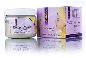 Ayurvedic Fairness Body Wash for Oily Skin