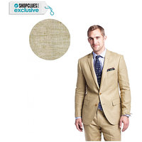 Khadi Linen Suit Length Fabric by Gwalior Suitings