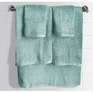 Stoa Paris Aqua Zero Twist 5pcs Towel Set SPZERO01AQ