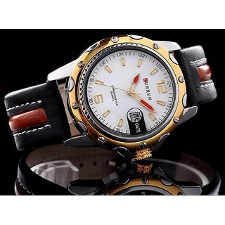 2015 new CURREN 8104 Luxury Sports Watches  with Date function