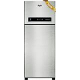 Whirlpool Professional 355 Elite 2S 340 L Double Door Refrigerator STEEL