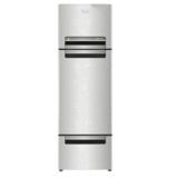 Whirlpool FP 313D Protton Royal 300 Litres Triple Door Frost Free Refrigerator (Steel Knight)