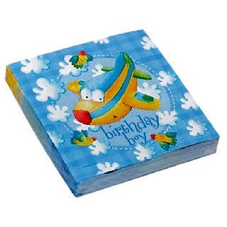 Birthday Boy - Napkin