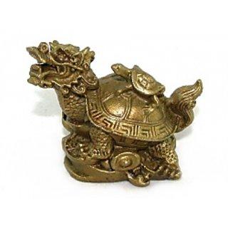 Aakash Feng Shui Dragon Tortoise