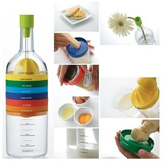 Everything Imported Bin 8 in 1 Kitchen tool bottle