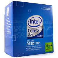 Intel Core2 Duo 2.33 Processor E6550 With Original FAN (4Mb/2.33Ghz/1333 Fsb)