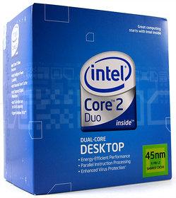 Intel Core2 Duo 2.33 Processor E6550 With Original FAN (4Mb/2.33Ghz/1333 Fsb)