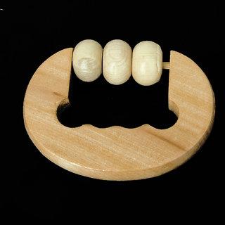 Wooden Ball Body Massager Hand Roller