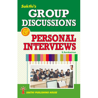 GROUP DISCUSSIONS  PERSONAL INTERVIEWS GENERAL KNOWLEDGE BOOK (GK)