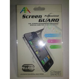 Screen Guard for Samsung Note 2