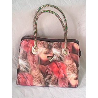 Multicolour Designer handbag