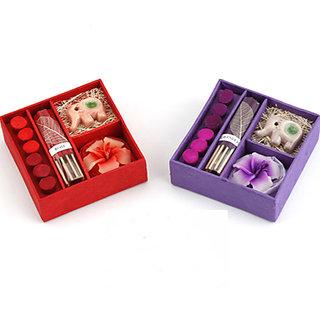 Set Of 2 Incense Sets