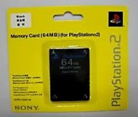 Sony PS2 8Mb Memory Card (SEALED PACK)