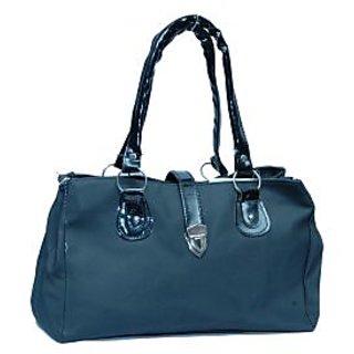 Regal Non-Leather Women Handbag - Black