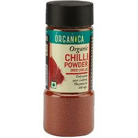 Organica Organic Chilli Powder