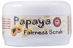 Herbal Papaya Fairness Facial Scrub