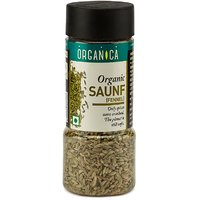 Organica Organic Saunf