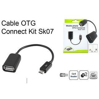 MOBILE PHONE OTG CONNECT KIT (S-K07)