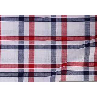 Rico Sordi Unstiched Checkered Shirt Fabric (RSMCP003)