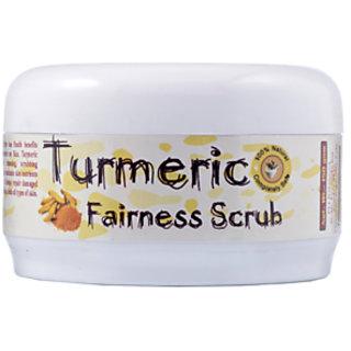 Herbal Turmeric Fairness Face Scrub