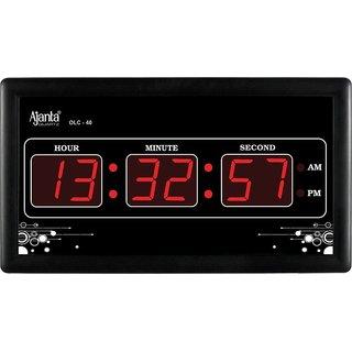 Ajanta Led Digital Wall Clock Olc 40