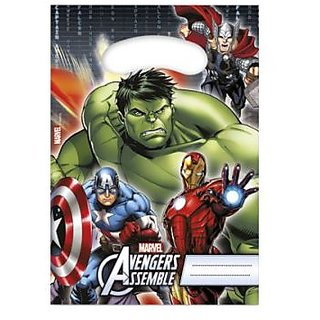 Avengers Multi Heroes-Party Bags