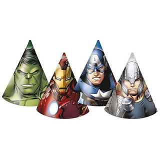 Avengers Multi Heroes-Hats