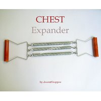 Multi-function Pulling spring, CHEST EXPANDER, for strength exercises