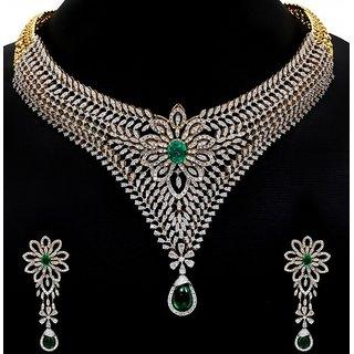 Designer Western Necklace Set