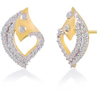 Jewelscart.In Fashion Earrings Jewellery Gold Plated Studs For Woman-683
