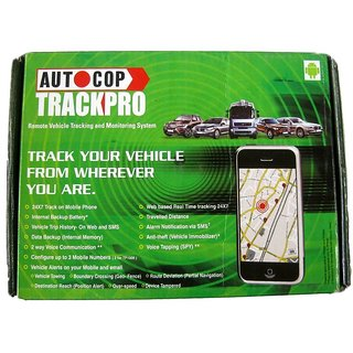 Vehicle Tracking System Autocop Model- TP100
