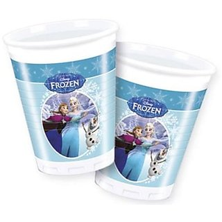 Frozen Ice Skating-Plastic Cups