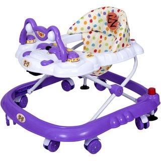 Ez Playmates Baby Walker Violet