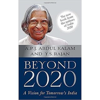 Beyond 2020 By Abdul Kalam (English  Hardcover)