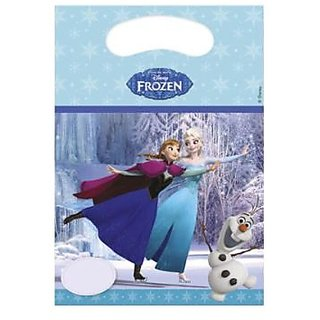 Frozen Ice Skating-Party Bags