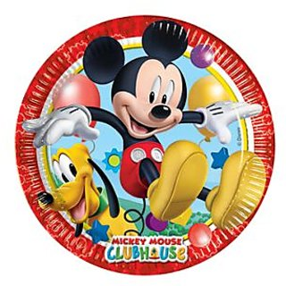 Mickey - Paper Plates