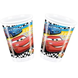 Cars - Plastic Cups