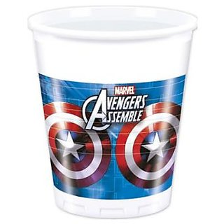 Avengers Multi Heroes-Plastic Cups