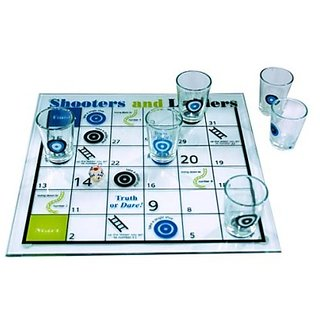Drinking Shooters And Ladders