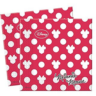 Minnie Fashion Two-Ply Napkins