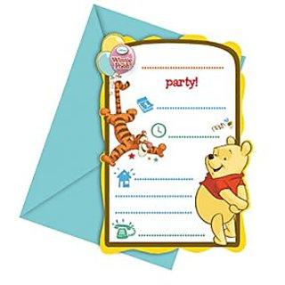 Winnie Invitations