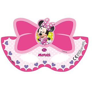 Minnie Bow-Tique Masks