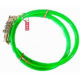 Cable Lock 2 PCS BIKE / HELMET CABLE LOCK NUMERIC NO KEYS