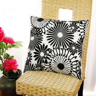 Flower Floral Throw Pillow Case Cushion Cover