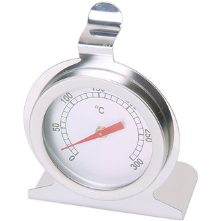 Stainless Steel Oven Thermometer Kitchen Cooking