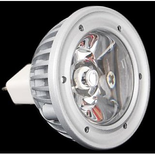 MR16 GU5.3 12V Cool White Light Bulb 1x3W